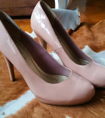 Prelepe krem cipele nove