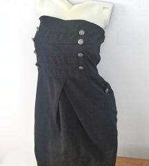 Prelepa AMISU steampunk, goth haljina SADA 1100