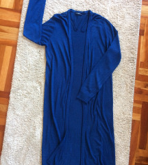 LC WAIKIKI plavi ogrtac (kao nov)