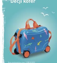 NOV Umbro dečji kofer
