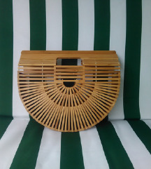 Cult Gaia torba od bambusa NOVO