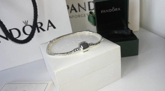Narukvica 925 za Pandora priveske NOVO