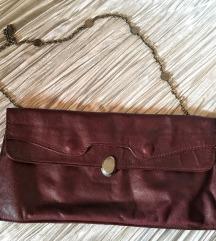 Vintage tašna od meke kože