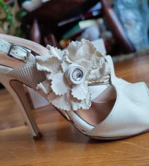 Kožne sandale br. 37