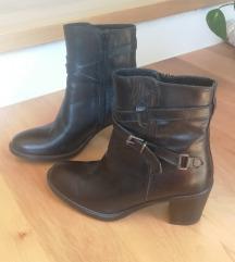 Vera Pelle kožne crne cipele