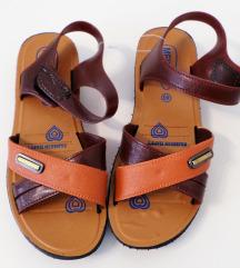 Sandale 38 (24.5cm)NOVO!