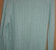 Tirkizni džemper/ M