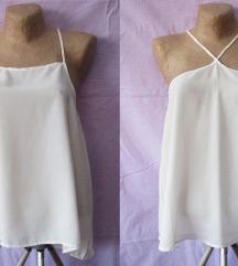 Amisu bela lepršava bluza S/M
