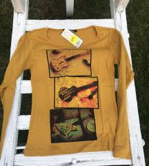 Nove muske i zenske majice sa etiketom  400