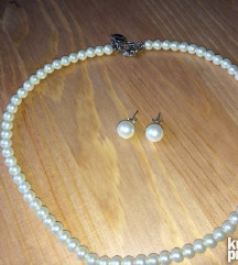 Montini biserna ogrlica NOVO