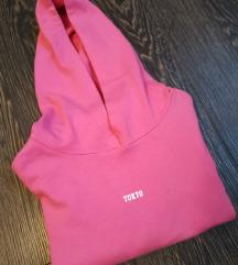 Zara roze duks