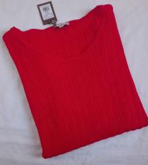 UJA Paris crvena dzemper/bluza NOVO sa etiketom