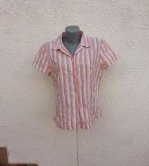 Vintage košulja sa vezenim detaljima