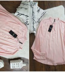 Chicoree * M/L * puder roze bluza * NOVO
