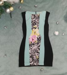 Mini haljina elegantna