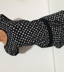 Haljina majca sa printom lobanje vel M
