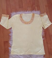 Moderna zuta bluza m/l