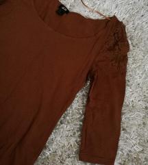 H&M | braon majica
