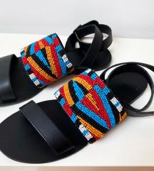 Parfois kožne sandale