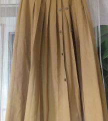 Galinda nova suknja plisirana