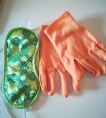 Oriflame set maska i rukavice