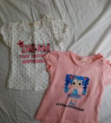Nove majice za devojcice