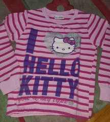 HELLO KITTY  - deblji dux 6-8 god