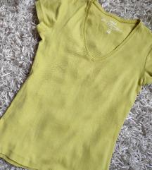 H&M | žuta majica