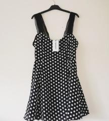 FOREVER21 Exclusive polka dot haljina NOVO