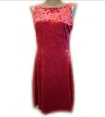 *H&M* svečana crvena haljina