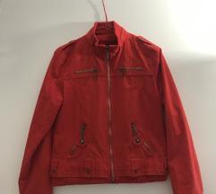 Jesenja jakna crvena, M