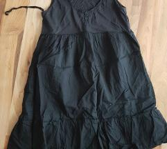 Esprit crna letnja haljinica