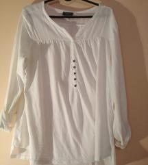 Bluza bela XL