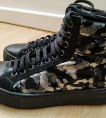 %%% Antonella Rossi duboke kožne patike/cipele