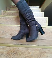 Sive cizme