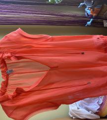AKCIJA 1000 Guess kosuljica / majica kajsija boje