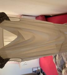 Bela svecana haljina