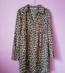 Zara Basic Kosulja-haljina