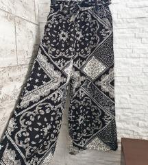 NOVE H&M Pantalone sa sirokim nogavicama 38-M