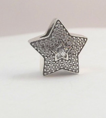Pandora Sjajna Zvezda srebro ale s925