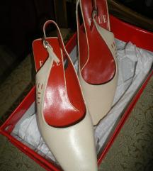 kozne sandale 36/37 ELLE