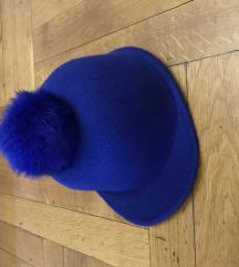 Royal plavi damski sesiric