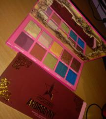 Jeffree Star Cosmetics Androgyny paleta senki