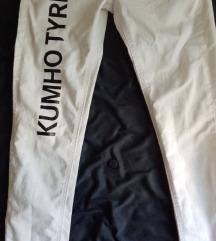H&M bele uske pantalone xs/s
