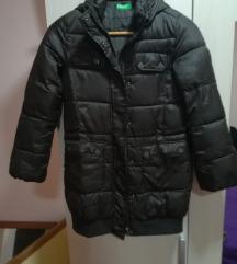 dečija duža jakna, sada 400,00
