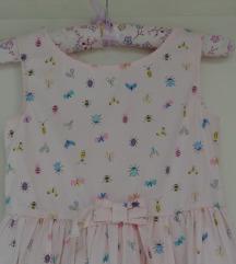 H&M, preslatka letnja haljinica, 134