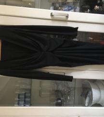 ISSI London skupocena haljina, SVILA 100%, XS/S
