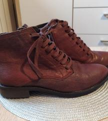 Kožne duboke cipele
