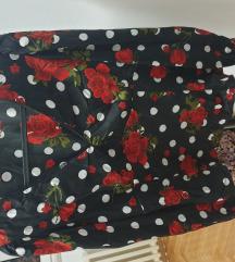 Zara komplet svila