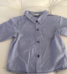 Beneton nova košulja za bebe od 3 do  6 meseci
